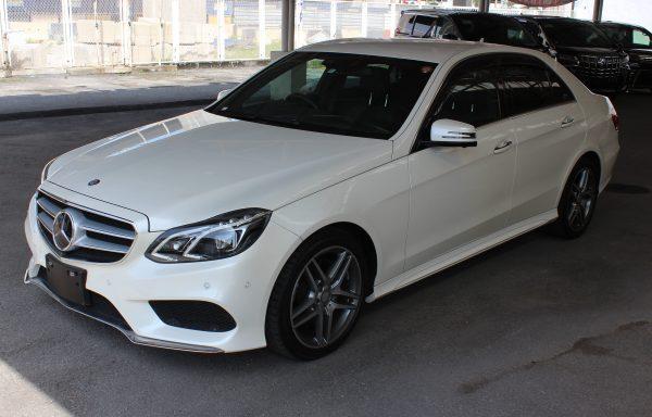 Mercedes E250 AMG – 2014
