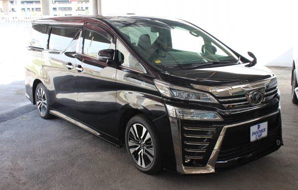 Toyota Vellfire 2.5 – 2019